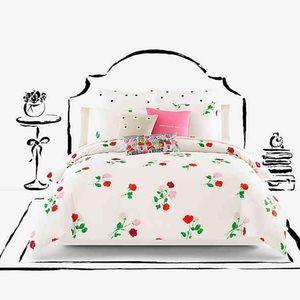 Kate Spade Floral Comforter Set Twin XL